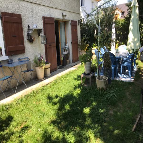 Offres de vente Rez de jardin La Motte-Servolex 73290