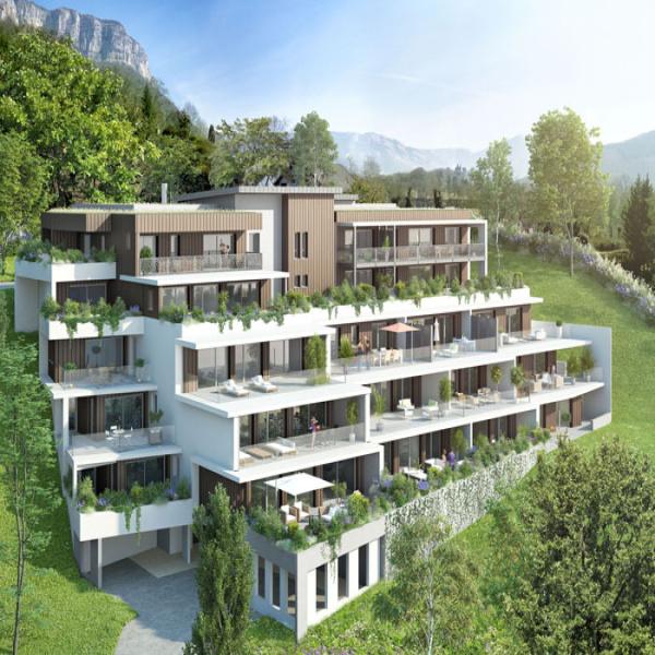 Programme neuf Appartement Saint-Alban-Leysse 73230